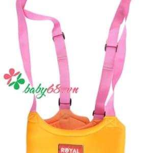 Đai tập đi Royal cho bé BC06 màu vàng