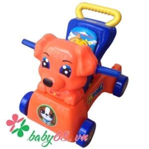 Xe đẩy tập đi K3 (Con chó) M1536-BB15
