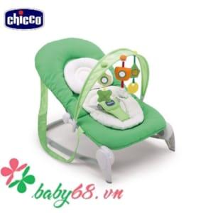Ghế rung Hoopla màu xanh lá