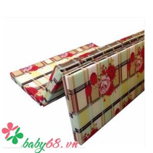 Nệm bông ép giường tầng giá rẻ (140x195x10cm)