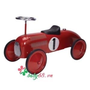 Xe Đẩy Chân Schylling Speedster Red Race Car MSRR