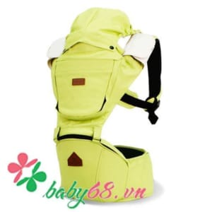 Địu i-Angel Irene Hipseat Carrier IA-108