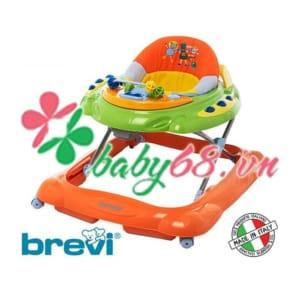 Xe tập đi em bé Brevi Skylab Orange Bre553-238