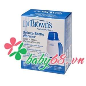 Máy hâm sữa Dr Brown's Deluxe