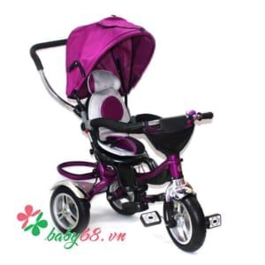 Xe đạp trẻ em 3 bánh kèm nôi VBC-HP-TC-014