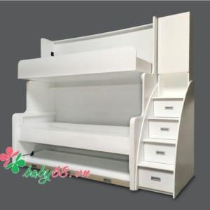 Giường tầng thông minh GTB 01