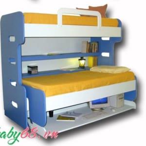 Giường xếp bàn GX-001