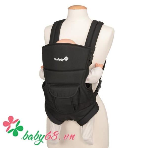 Địu em bé cao cấp Safety 1st Youmi màu đen 94410