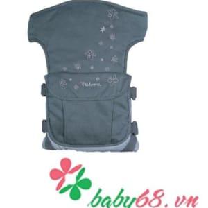 Địu em bé 4 vị trí Naforye N99136 màu xám