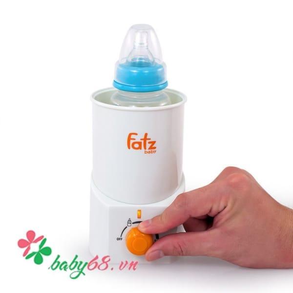 Máy hâm sữa tiện lợi đa chức năng Fatzbaby FB3010AC