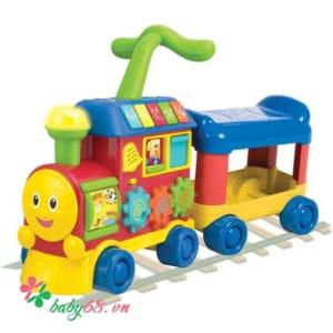 Xe tập đi tàu hỏa 2 trong 1 WinFun 0803-86