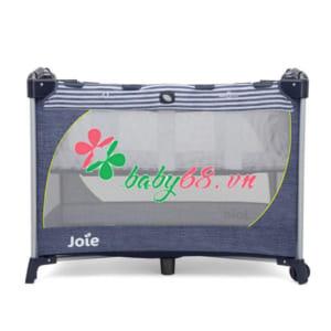 Giường cũi trẻ em Joie Commuter ChangePetite City, ChangeDenim
