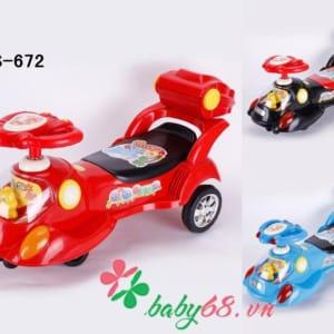 Xe lắc trẻ em VBC-TS-672