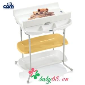 Kệ tắm bé Bagno Cam C615