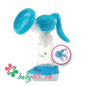 Dụng cụ hút sữa tay có mát xa silicon Upass UP1637