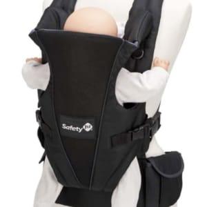 Địu em bé Uni - T màu đen Safety 4410