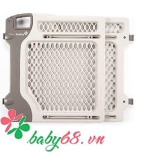 Cửa chặn khung nhựa có báo động Safety First - 42060