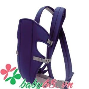 Địu Baby Carrier 4003 màu tím
