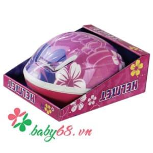 Mũ bảo hiểm cho bé disney 01022-a