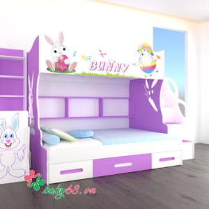 Giường tầng trẻ emBunny GT05