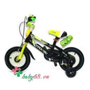 Xe đạp trẻ em 3 bánh 12 inch VBC-HP-TC011-12