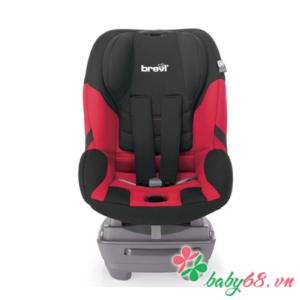 Ghế ngồi ô tô Brevi Kio-S (Đỏ đen)