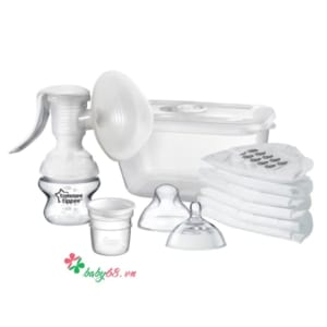 Bộ hút sữa bằng tay Tommee Tippee 421104