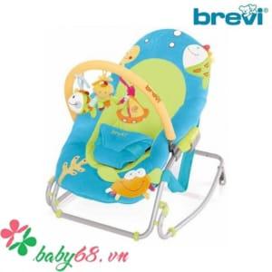 Ghế rung cho bé Brevi Swing and Sleep BRE549