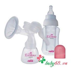 Bộ hút sữa vô trùng bằng tay Farlin BF-640B