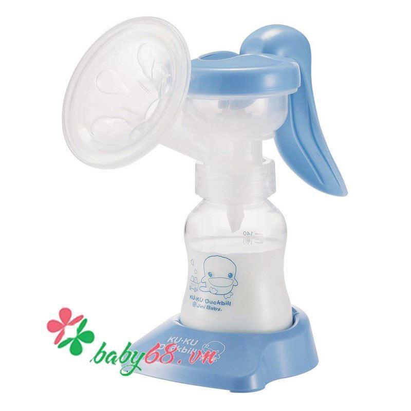 Dụng cụ hút sữa tay Kuku Manual 5456