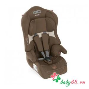 Ghế ngồi ô tô cho bé Brevi Allroad BRE511-233 (màu nâu)
