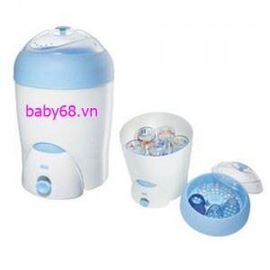 Máy tiệt trùng bình sữa siêu tốc Nuk 251012