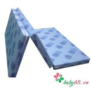 Nệm giường tầng giá rẻ KT 139x195x10cm