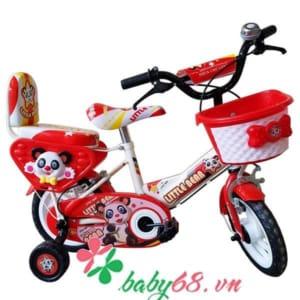 Xe đạp gấu trúc 12 inch NCL M1565-X2B