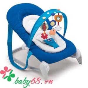 Ghế rung Hoopla màu blue