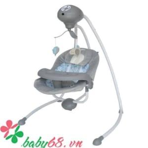 Xích đu 2 chức năng cao cấp cho bé SG301 Mastela