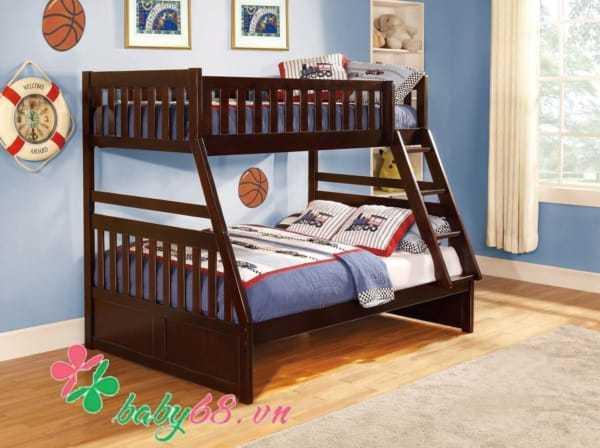 Giường tầng 1m4 BB014