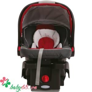 Ghế gắn xe hơi   Nôi xách em bé Click Connect CHILI RED GC-8AB103CED
