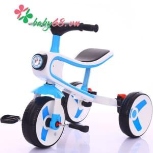Xe đạp 3 bánh và chòi chân đa năng LTT918