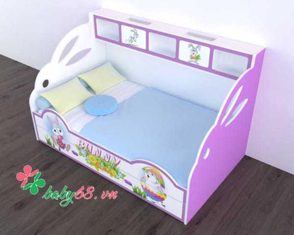 Giường tầng lùn Bunny GL04