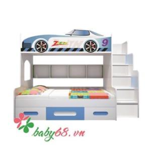 Giường tầng ô tô 3 trong 1 GT15