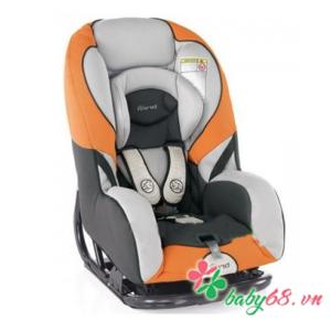 Ghế ngồi ô tô cho bé Brevi Grandprix T2 (Cam xám)