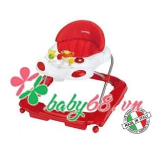 Xe tập đi em bé Brevi Speedy Red BRE552-233