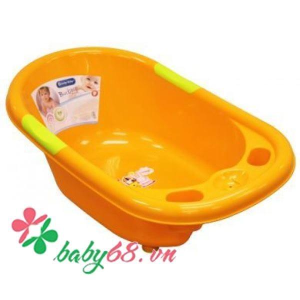 Thau nhựa tắm bé Lucky Baby 595114