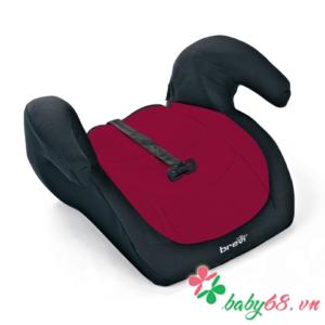 Ghế ngồi ô tô cho bé Brevi Bootster Plus ( Màu đỏ)