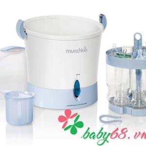Máy tiệt trùng bình sữa Munchkin MK14903