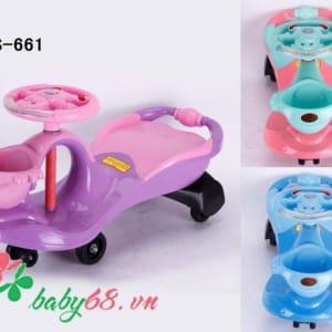 Xe lắc trẻ em VBC-TS-661