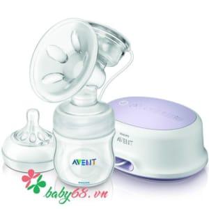 Máy hút sữa bằng điện/pin Philips Avent SCF332/01
