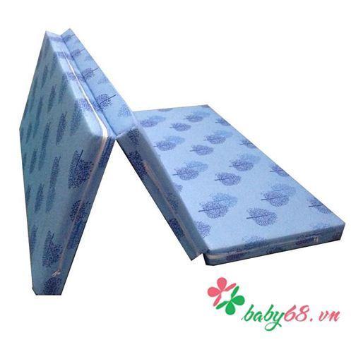 Nệm giường tầng giá rẻ KT 98x195x10cm