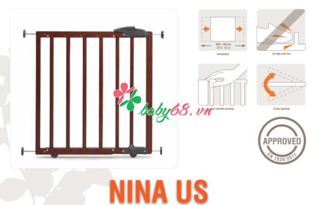 Cửa chặn Nina